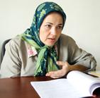 Haleh Sahabi Iranian activist