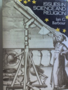 <i>Issues in Science and Religion</i> book by Ian Barbour