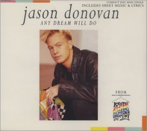 Jason Donovan - Any Dream Will Do (studio acapella)