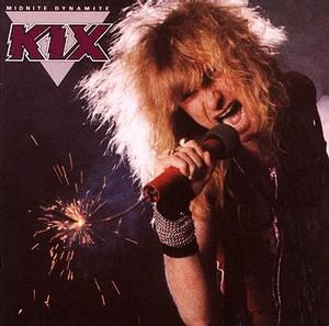 <i>Midnite Dynamite</i> 1985 studio album by Kix