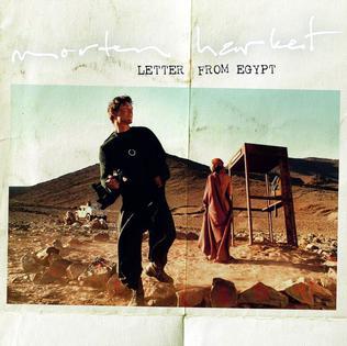 <i>Letter from Egypt</i> 2008 studio album by Morten Harket