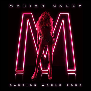 Caution World Tour 2019 concert tour by Mariah Carey