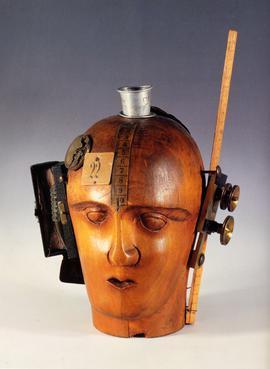Raul Haussmann [1886-1971]- Der Geist Unserer Zeit - Mechanischer Kopf (Mechanical Head [The Spirit of Our Age]), c. 1920