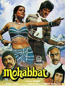 <i>Mohabbat</i> (1985 film) 1985 Indian film directed by Bapu