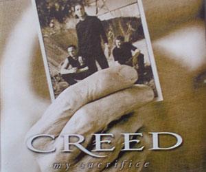 My Sacrifice 2001 single by Creed