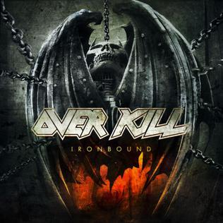 <i>Ironbound</i> (album) 2010 studio album by Overkill