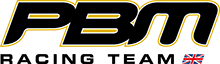 PBM racing team logo.png
