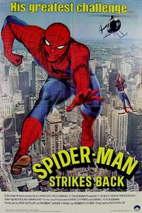 Poster of Spider-Man Strikes Back.jpg