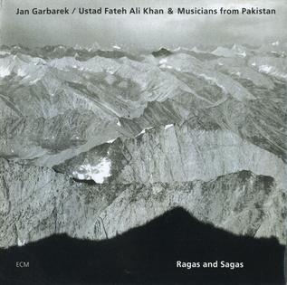 <i>Ragas and Sagas</i> album by Jan Garbarek