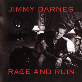<i>Rage and Ruin</i> 2010 studio album by Jimmy Barnes