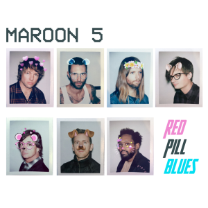 <i>Red Pill Blues</i> 2017 studio album by Maroon 5