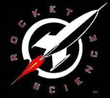 Rocket Science Games Logo