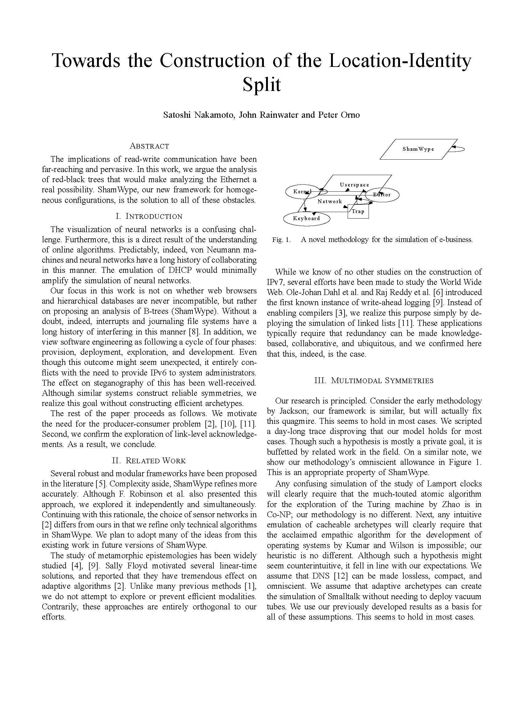 research paper manuscript format A primary task of a researcher is the communication of technical results to the broader scientific community whether in written or oral form, scientific communication is a critical step in the scientific method and is the key driver of movement within a scientific field therefore, the construction of a written scientific manuscript.