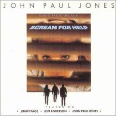 <i>Scream for Help</i> (album) 1985 soundtrack album by John Paul Jones
