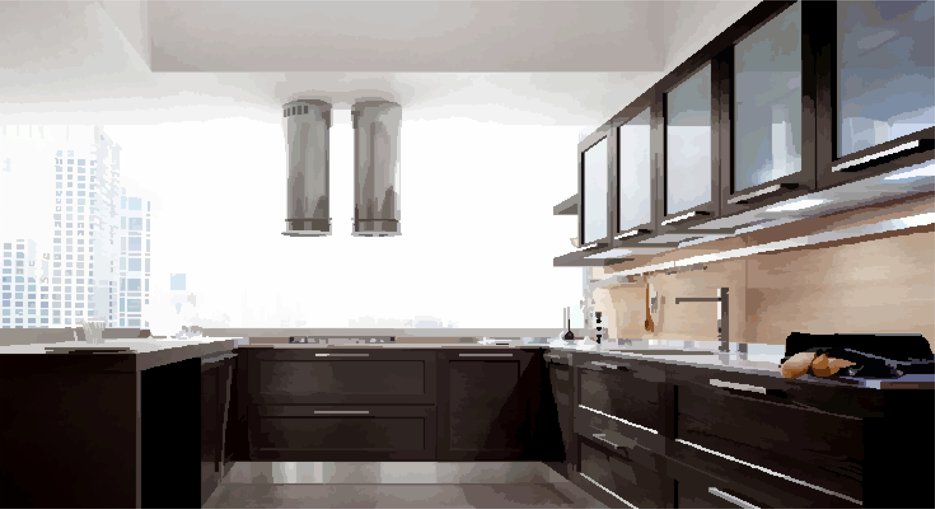 Kitchen Soffit How To Remove A Soffit Kitchen Renovation Update Pretty Handy Girl