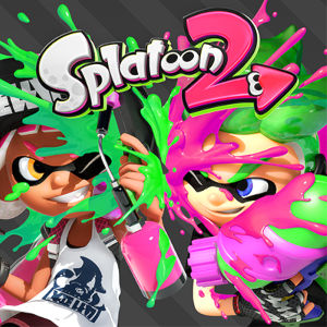 <i>Splatoon 2</i> 2017 third-person shooter video game for the Nintendo Switch