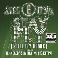 Titelbild des Gesangs Stay Fly von Three 6 Mafia