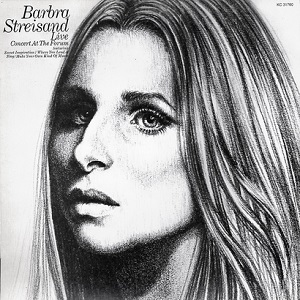 <i>Live Concert at the Forum</i> 1972 live album by Barbra Streisand