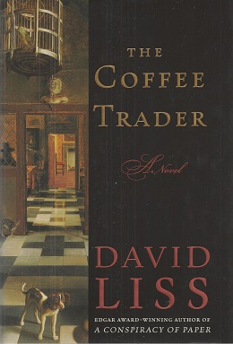 The Coffee Trader 1st ed cover.jpg