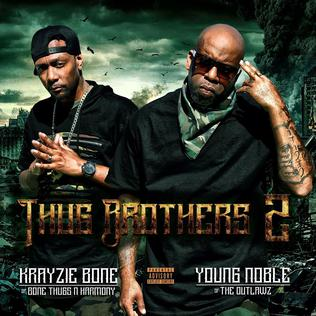 <i>Thug Brothers 2</i> album by Krayzie Bone