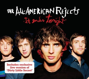 All American Rejects - It Ends Tonight by All American ...