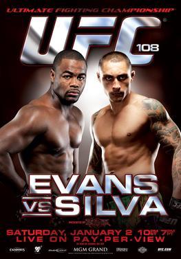 UFC 108 - Wikipedia