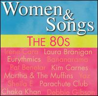 Women Songs The 80s