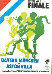 1982 European Cup Final
