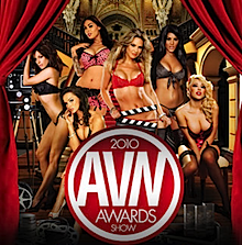 Adult porn awards