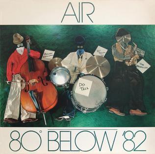 <i>80° Below 82</i> 1982 studio album by Air