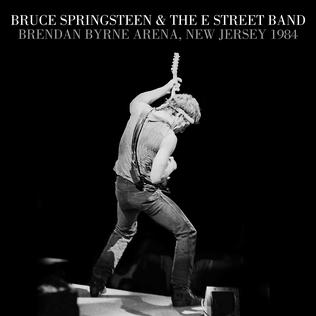 <i>Brendan Byrne Arena, New Jersey 1984</i> 2015 live album by Bruce Springsteen & the E Street Band