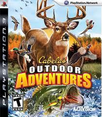<i>Cabelas Outdoor Adventures</i> (2009 video game)