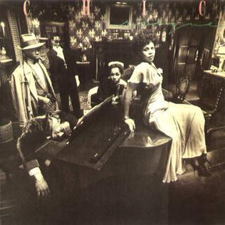 <i>Risqué</i> (album) 1979 studio album by Chic