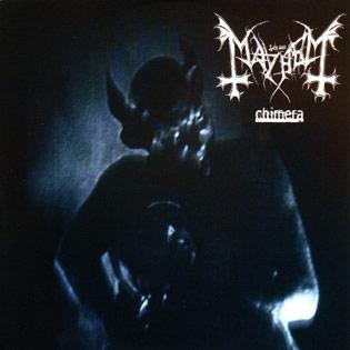 Chimera (Mayhem album)...