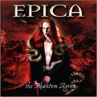 <i>The Phantom Agony</i> 2003 studio album by Epica