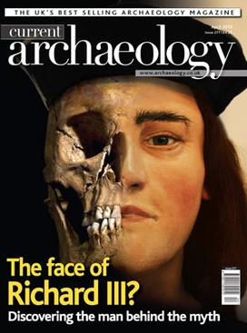 Current Archaeology cover