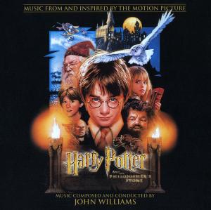<i>Harry Potter and the Philosophers Stone</i> (soundtrack) 2001 soundtrack album by John Williams