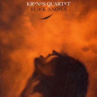 <i>Black Angels</i> (album) 1990 studio album by Kronos Quartet
