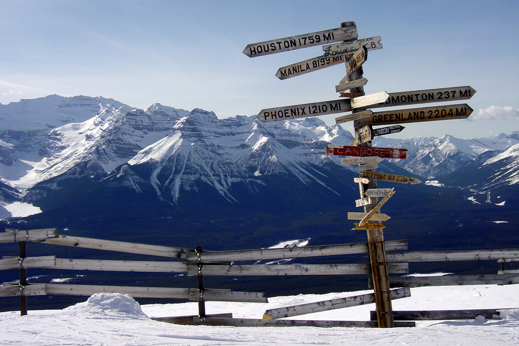 Lake Louise Ski Resort - Wikipedia
