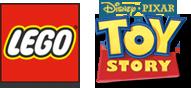 Lego <i>Toy Story</i> Lego theme