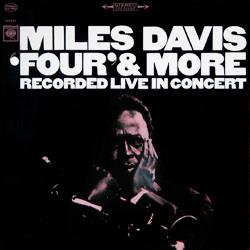 <i>Four & More</i> 1966 live album by Miles Davis
