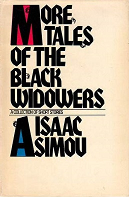 <i>More Tales of the Black Widowers</i> book by Isaac Asimov