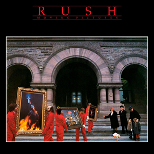 Moving Pictures was Rush's biggest selling album.