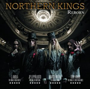 <i>Reborn</i> (Northern Kings album) 2007 studio album by Northern Kings