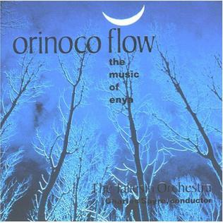 <i>Orinoco Flow – The Music of Enya</i> album by Taliesin Orchestra