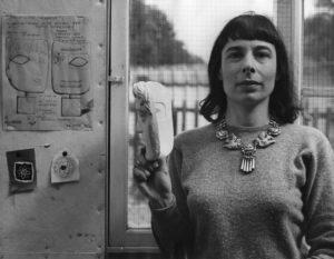 Mitzi Cunliffe American sculptor
