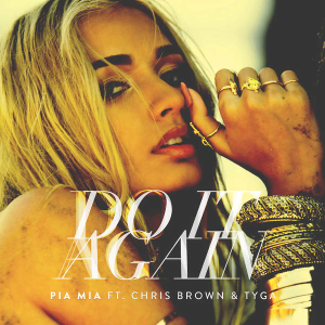 Pia Mia featuring Chris Brown and Tyga - Do It Again (studio acapella)