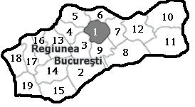 București Region