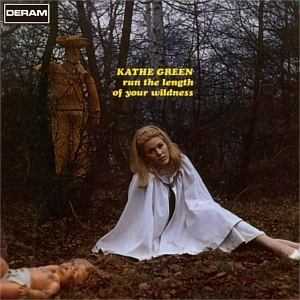 <i>Run the Length of Your Wildness</i> 1969 studio album by Kathe Green