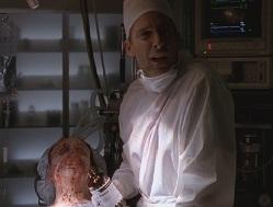 Sanguinarium 6th episode of the fourth season of The X-Files